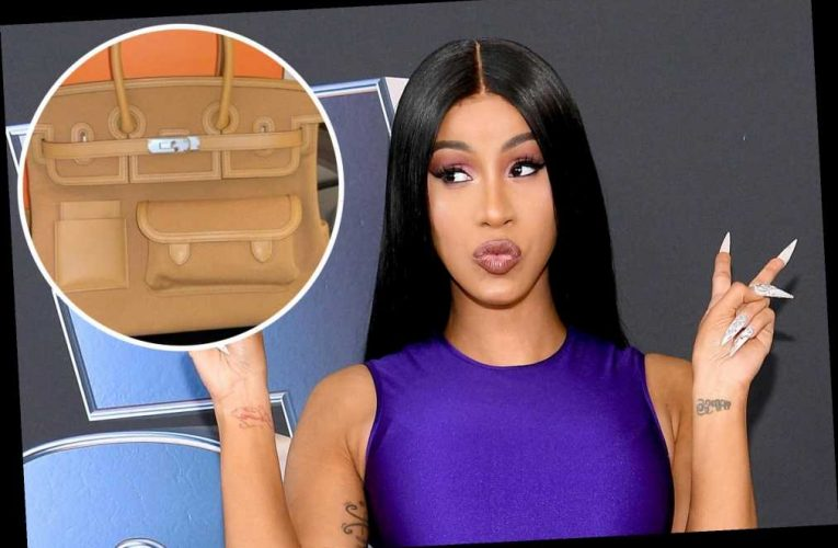 Cardi B spent up to $240K on rare Hermès Birkin Cargo bag