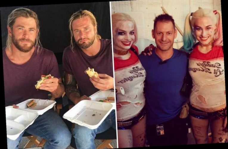 Can you guess the celeb this body double plays? From Margot Robbie to Chris Hemsworth, here are their on-screen twins