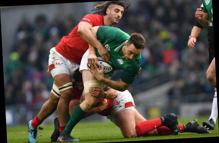 Jack Conan called into Ireland Six Nations squad vs France as cover for Peter O'Mahony in the wake of his red card