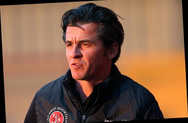Joey Barton reveals he left Fleetwood after bust-up with chairman… and pair didn't speak for TEN days before axe