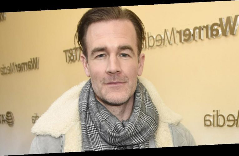 James Van Der Beek Urges People to Donate to Food Banks in Texas After Power Outages