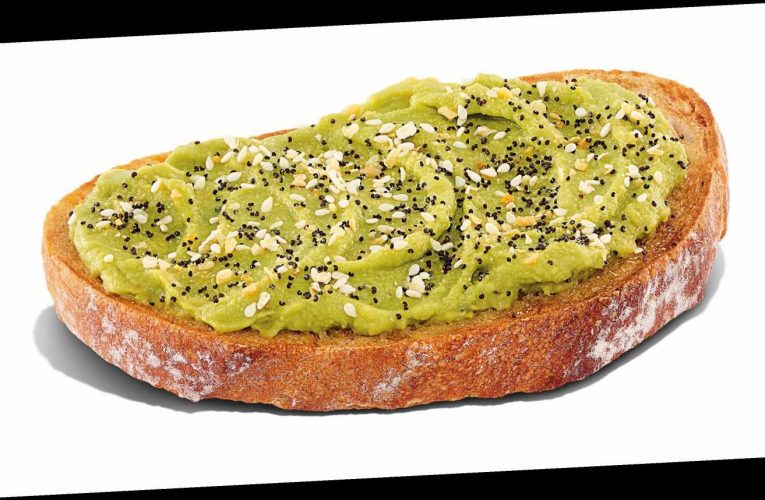 Dunkin's New Avocado Toast Is A Healthier Alternative To A Bagel And Cream Cheese