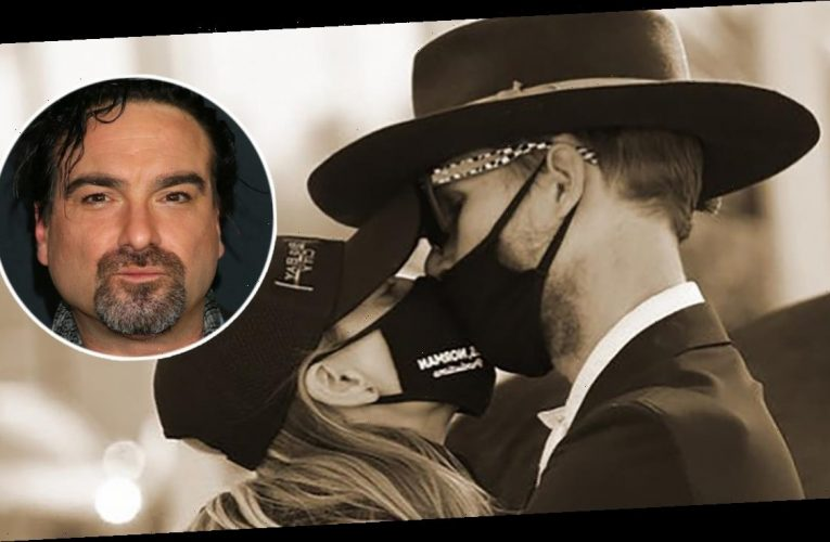 Kaley Cuoco's Ex, Johnny Galecki, Fires Back After She Calls Life Before Husband 'Boring'