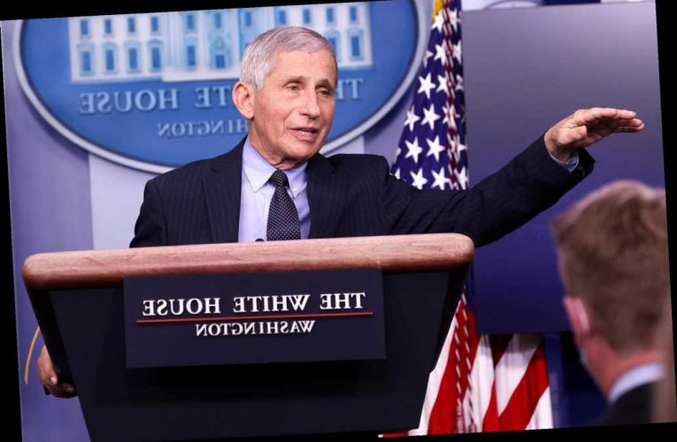 Fauci: Not all teachers need to be vaccinated to open schools