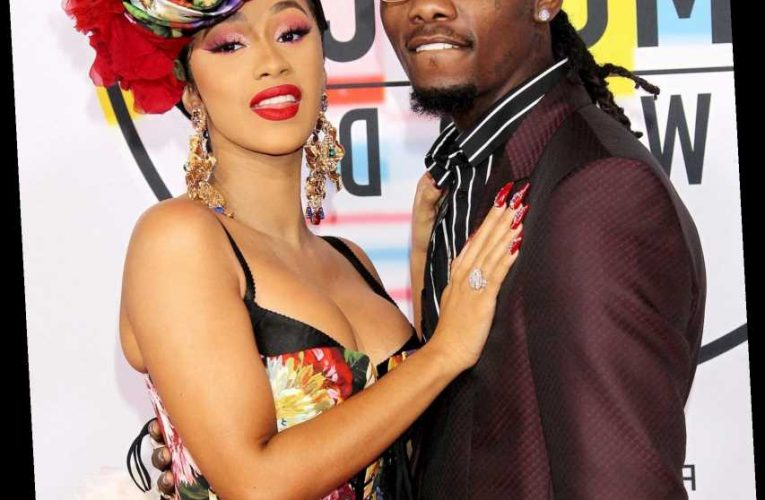 Cardi B Shares Message for Offset After 'Extra Special' Valentine's Day Trip: 'I Love You'