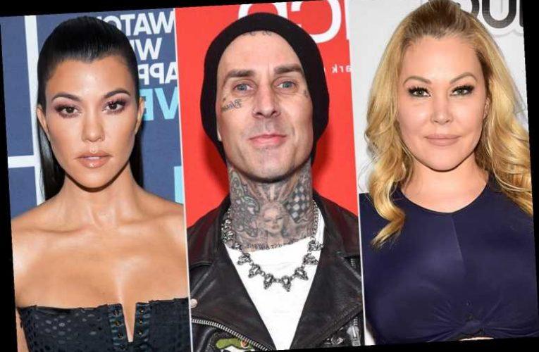 Shanna Moakler Says She's 'Happy' for Her Ex-Husband Travis Barker and Kourtney Kardashian