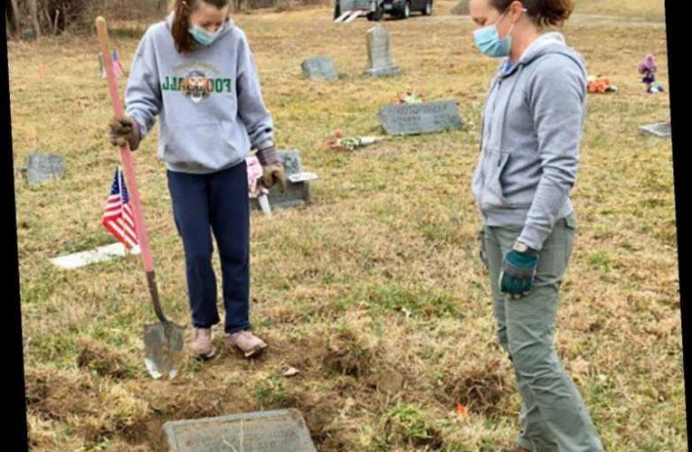 Black Cemeteries in Va. Fell Into Disrepair — So Volunteers Took Matters Into Their Own Hands