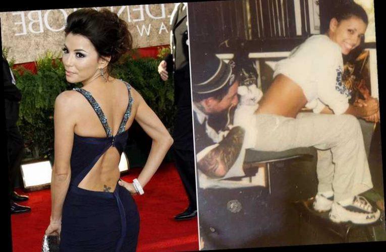 20 Stars Who Regret Their Tattoos