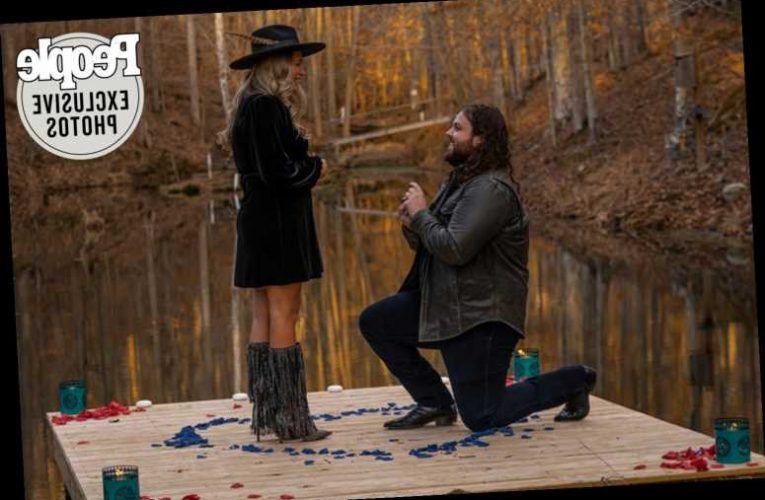 Dillon Carmichael Shocks Longtime Love Shayla Whitson with a Picturesque Proposal — See the Photos