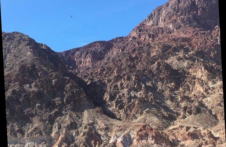 Man Canyoneering in Death Valley Falls 100 Feet to Death Following Rockslide