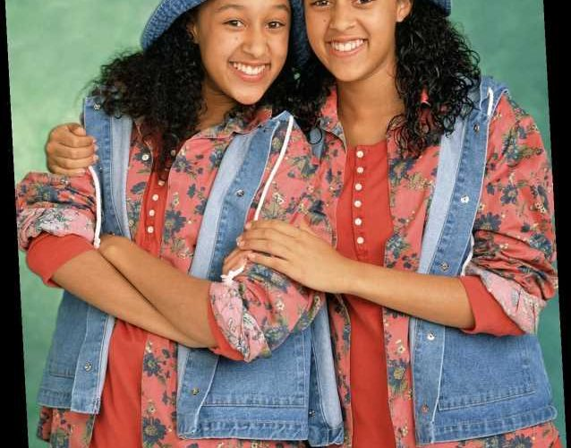 Tia Mowry Remembers Being Told Her Natural Curly Hair Looked 'Distracting' During Auditions