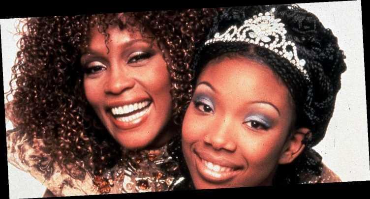 Twitter Is Celebrating Brandy's Cinderella Coming to Disney+
