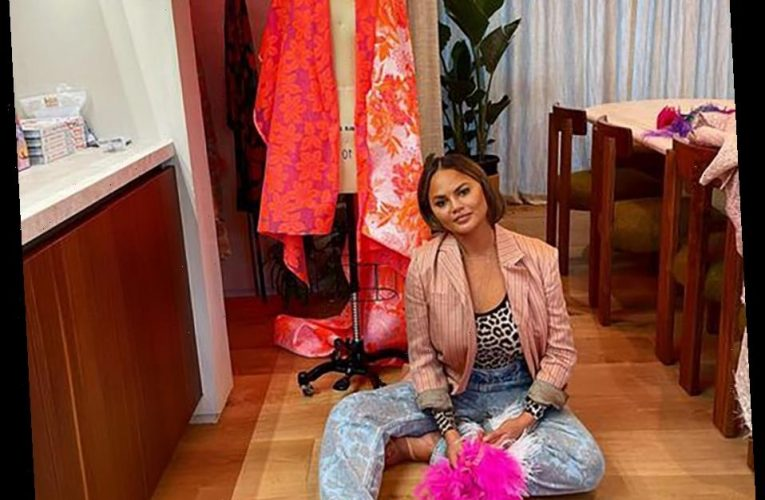 Chrissy Teigen Is Creating Her Own Robe Collection: 'I'm Taking a Dive Into This World'