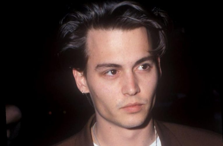 Johnny Depp's 1 On-Screen Love Interest Had a 'Crush' on Him