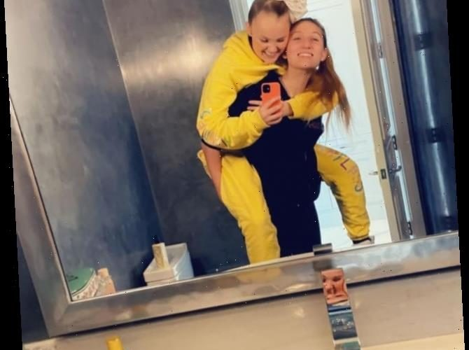 JoJo Siwa Showers Girlfriend With Love on First Valentine's Day Together