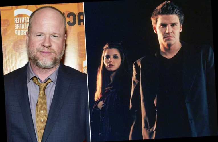David Boreanaz speaks out amid Joss Whedon abuse claims on 'Buffy' set
