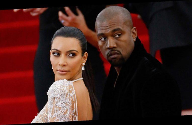 Here's Why Kim Kardashian & Kanye West's Divorce Will Be 'Straightforward'