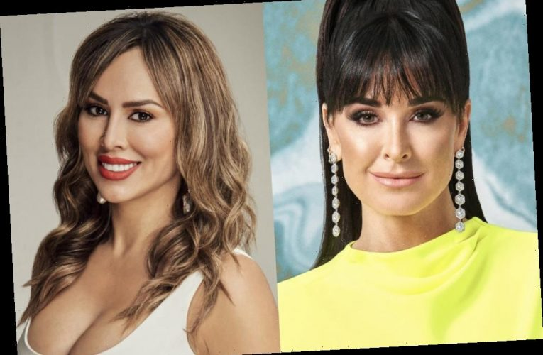 'RHOBH' Star Kyle Richards Asked if Kelly Dodd Should Be Fired From 'RHOC'
