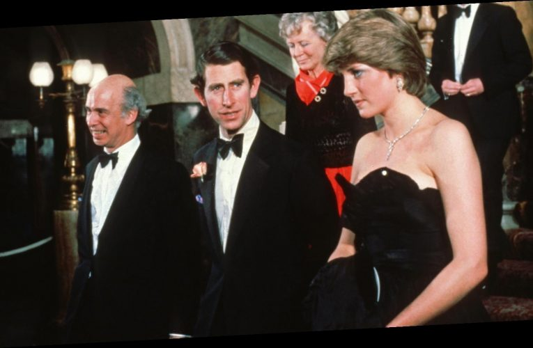 The Real Reason Princess Diana Was Criticized For Wearing Black