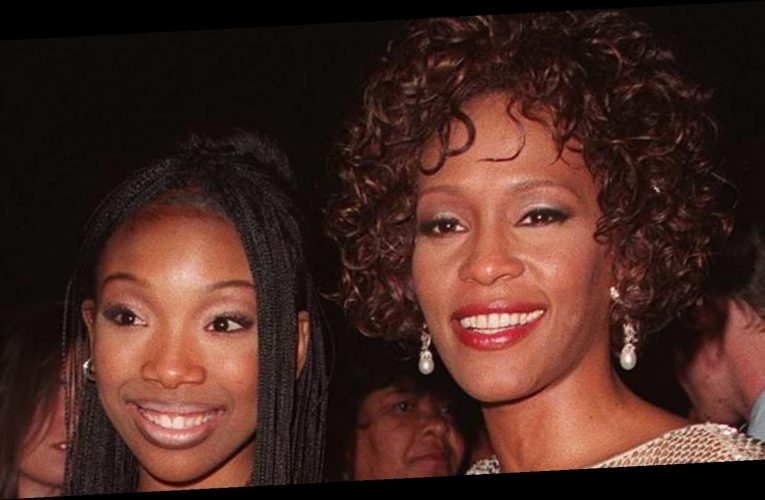Brandy Reveals What It Was Really Like Working With Whitney Houston