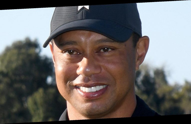 This Is What Tiger Woods Did The Day Before His Car Crash