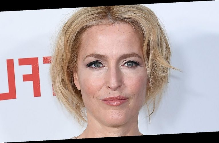 Gillian Anderson's Daughter Looks Just Like The Famous Actress