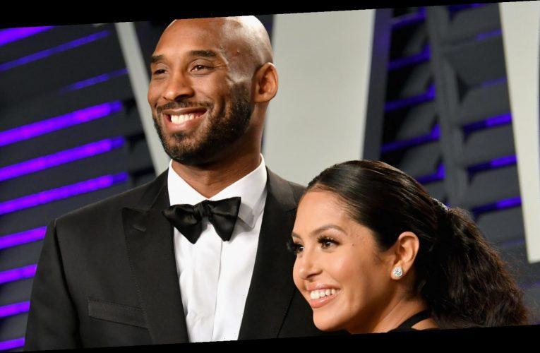 What Vanessa Bryant Really Thinks Of The New NBA Logo Honoring Kobe