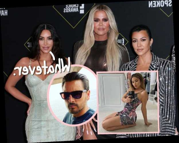 Source: KarJenner Fam Claims 'No Hard Feelings' After Larsa Pippen's Public Lunch With Scott Disick – Really??