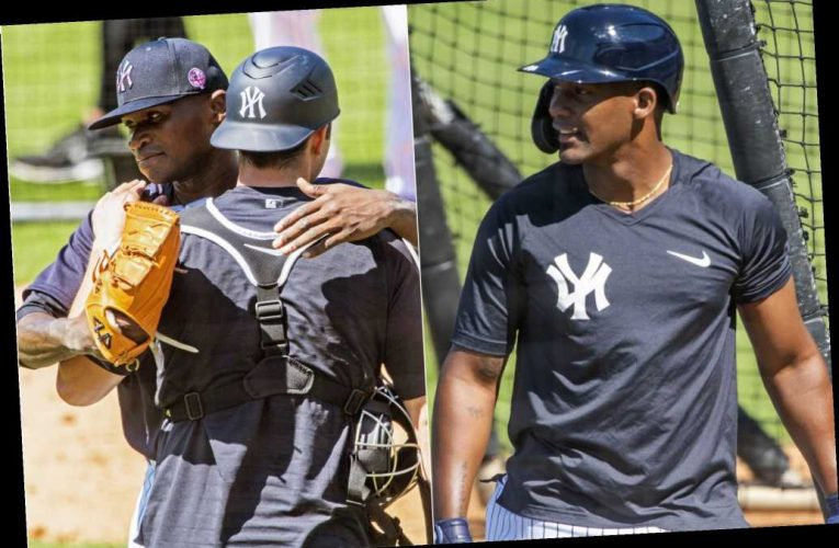 Pressing Yankees questions will begin being answered