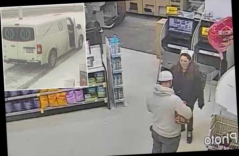 Missouri funeral home van carrying body stolen from store parking lot
