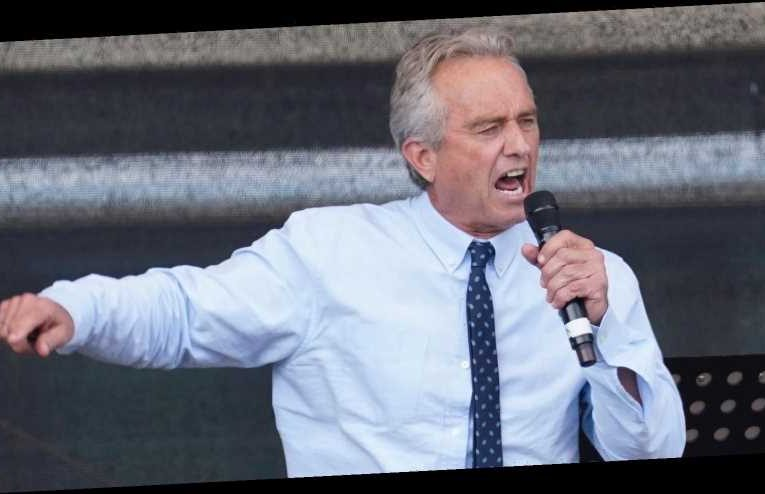 Robert F. Kennedy Jr. Banned From Instagram Over False COVID-19 Vaccine Claims
