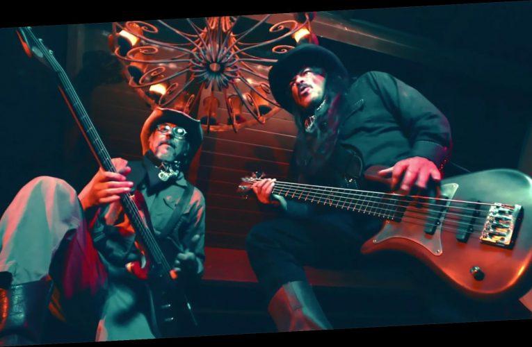 Les Claypool and Metallica's Robert Trujillo Find Gold in Short Film 'Precious Metals'