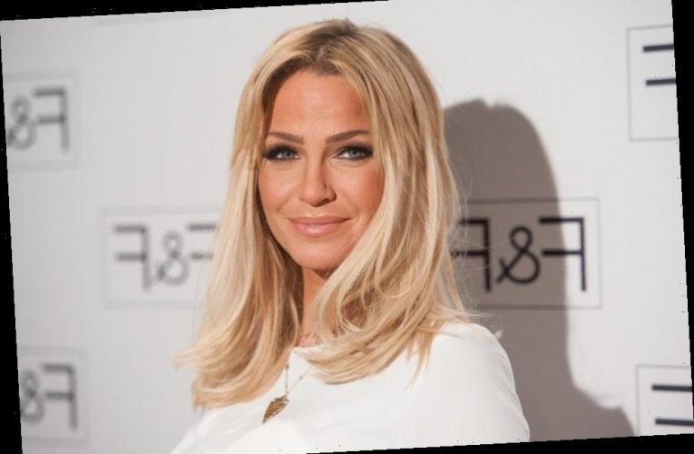 Sarah Harding breaks silence on cancer battle and opens up on 'bad days' and hospital treatments