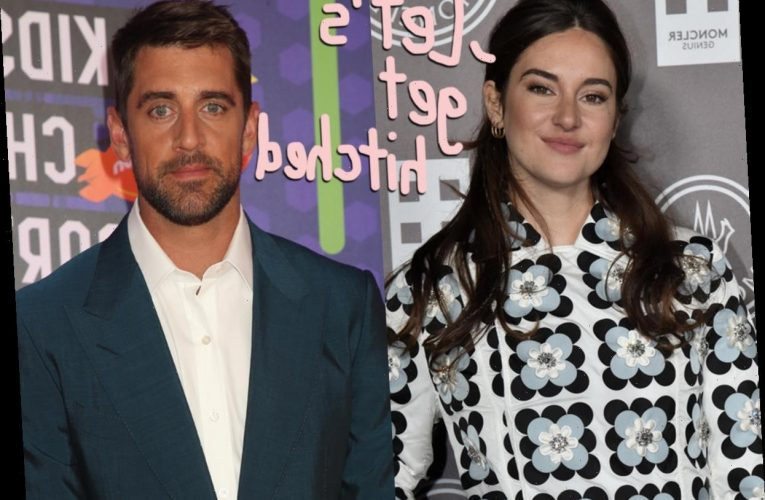 Shailene Woodley & Aaron Rodgers ARE Engaged: 'When You Know, You Know, Right?'