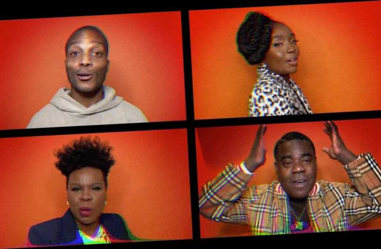 Watch Tracy Morgan, Leslie Jones, Wesley Snipes Revive 'Soul Glo' for 'Coming 2 America'