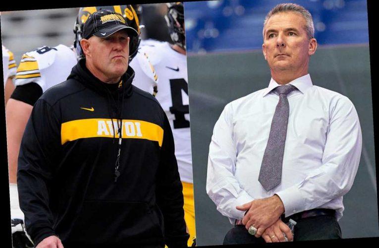 Urban Meyer adds ex-Iowa coach accused of racism to Jaguars staff