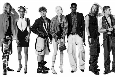 Dsquared2 Taps Stellar Casting for Spring 2021 Advertising Campaign