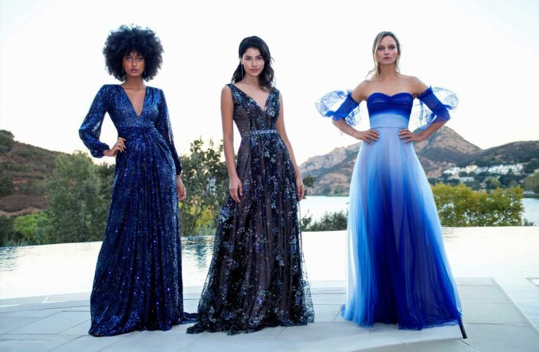 L.A. Designer Kevan Hall Debuts See Now, Buy Now Collection at New York Fashion Week