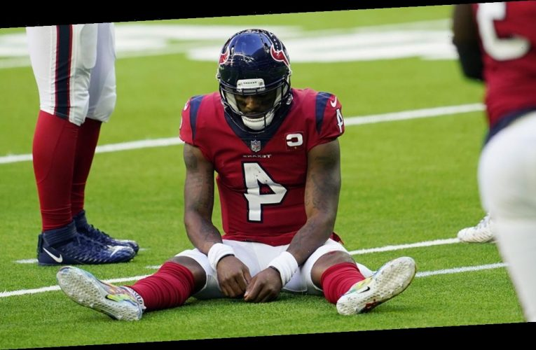 Texans reiterate to other teams they won't trade Deshaun Watson: report
