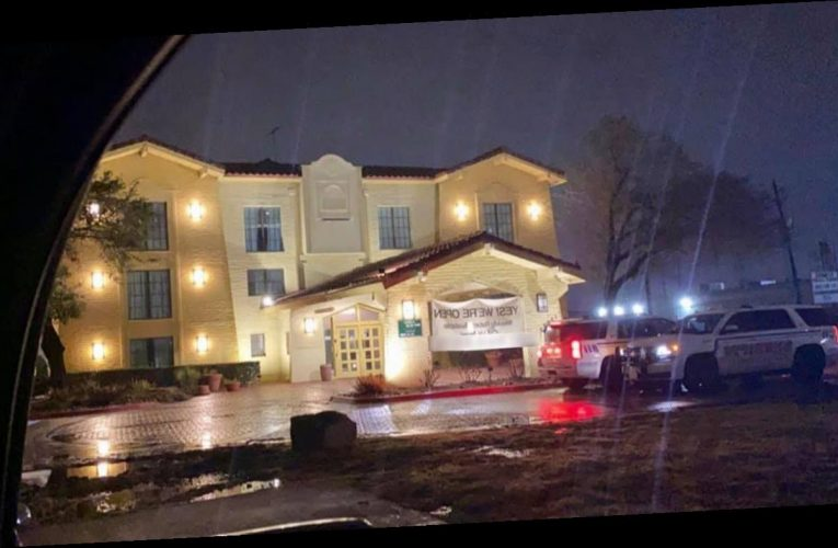 Texas deputies pay for hotel room a family couldn't afford amid brutal winter storm
