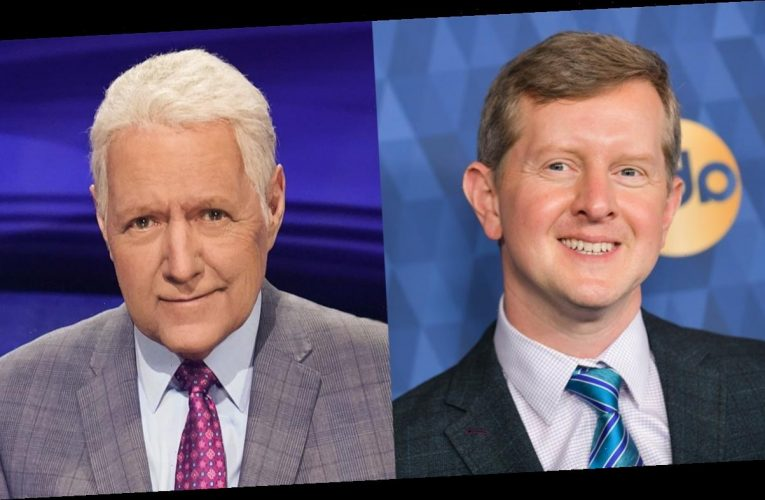 Ken Jennings honors Alex Trebek while stepping down as 'Jeopardy!' guest host