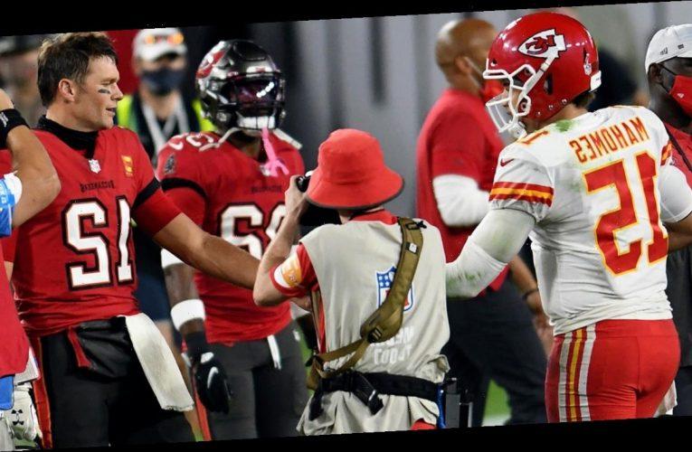 Patrick Mahomes needs Super Bowl LV win to catch Tom Brady, Tony Romo says