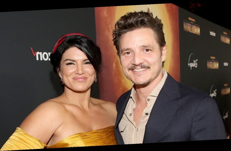 'Mandalorian' fans baffled after Gina Carano was fired but Pedro Pascal wasn't: 'Clear hypocrisy at Lucasfilm'