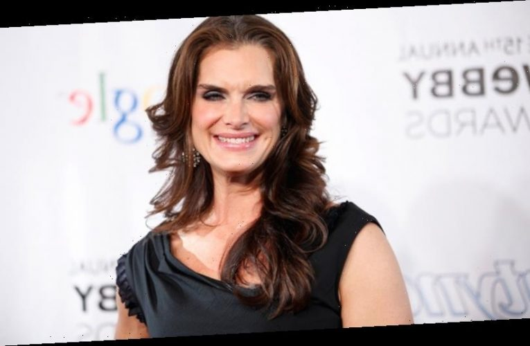 Brooke Shields recovering from broken femur: 'Beginning to mend'