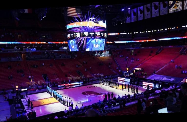 NBA says all teams will play national anthem after Mavericks stopped playing it before games