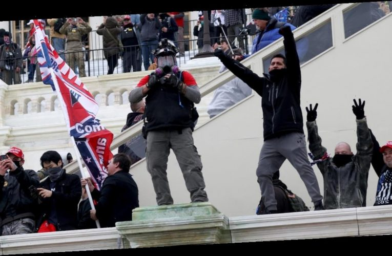 """""""Unprecedented"""" in FBI history: What we know about the Capitol riot arrests"""