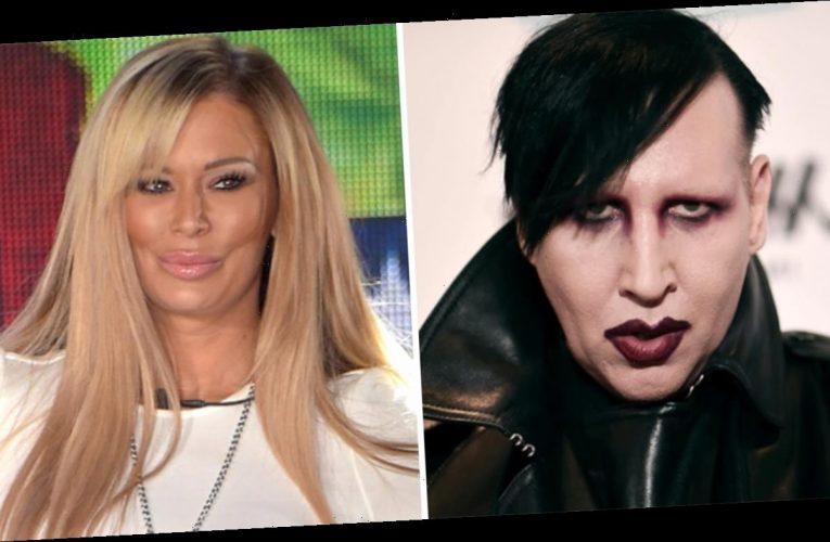 Jenna Jameson claims Marilyn Manson 'fantasized about burning me alive' amid his abuse scandal