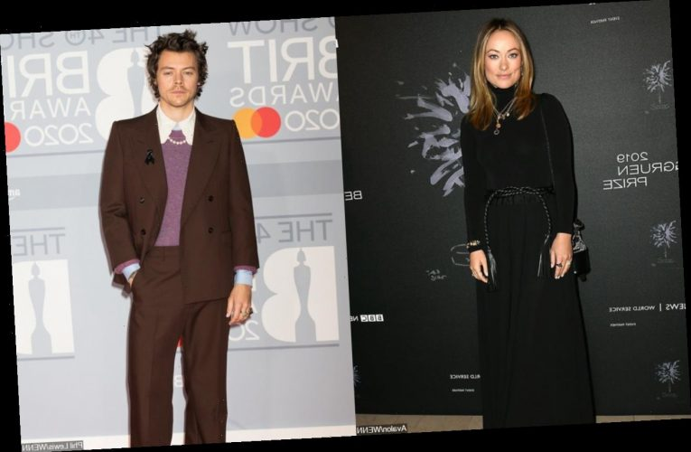Olivia Wilde and Harry Styles Are Getting 'Serious' as They 'Spend All Their Time Together'