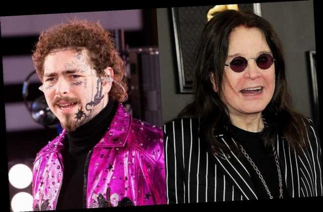 Ozzy Osbourne and Post Malone Hosting Watch Party for New Music Video