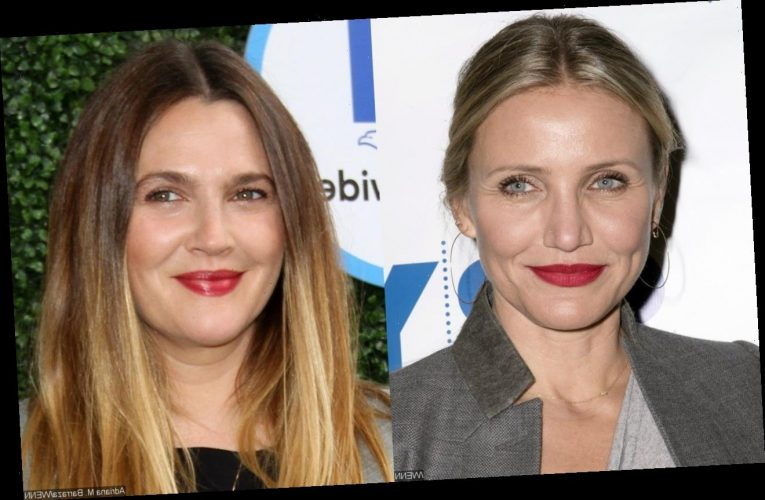 Cameron Diaz Not Ruling Out Possibility of Acting With Drew Barrymore Again